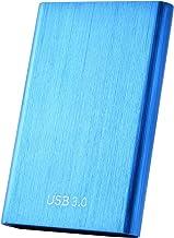 External Hard Drive,Portable Hard Drive 1TB 2TB External Slim Hard Drive Data Storage Compatible with PC, Laptop and Mac (...