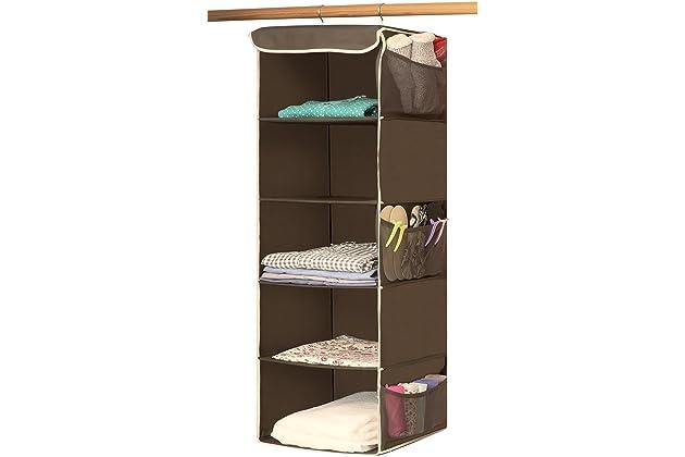 Best Hanging Shelves For Closet Amazoncom