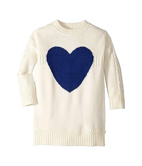 Burberry Kids Heart Dress (Little Kids/Big Kids)