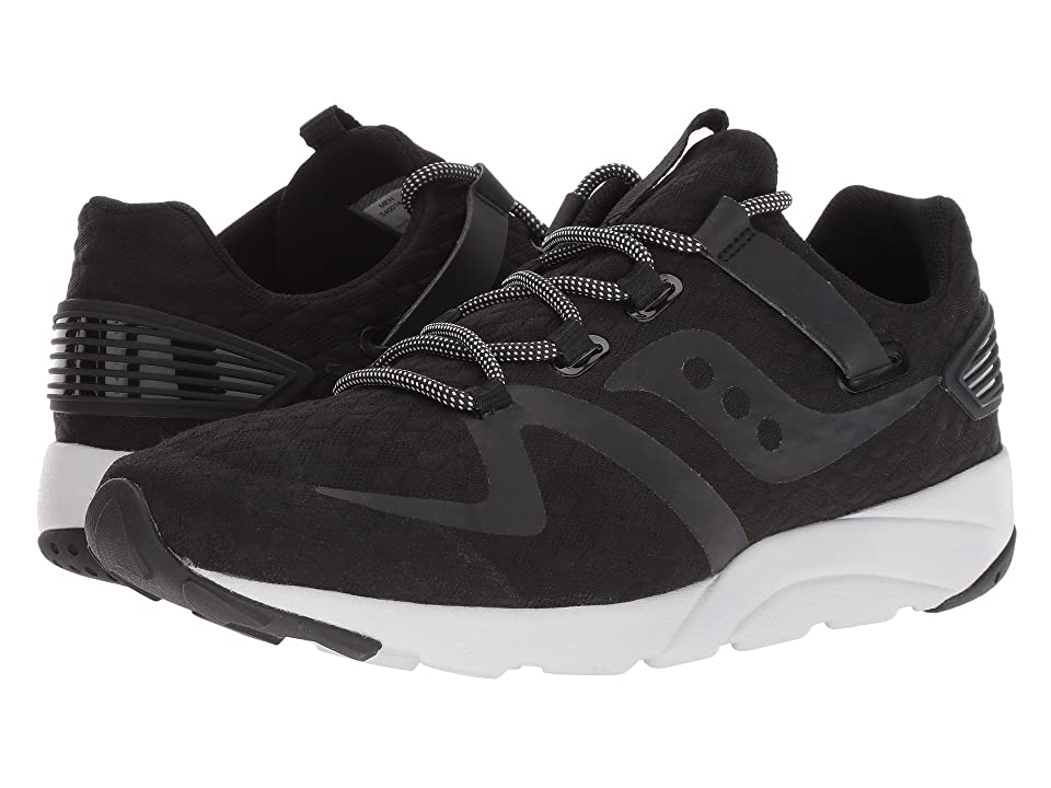 Saucony Originals Grid 9000 Mod (Black) Men