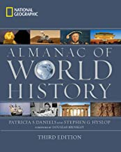 Best national geographic almanac of world history 3rd edition Reviews