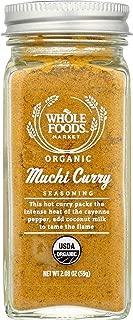 Whole Foods Market, Organic Muchi Curry Seasoning, 2.08 oz