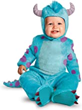 Disguise Costumes Disney Pixar Monsters University Sulley Classic Infant