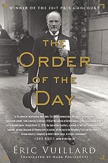 vuillard order of the day