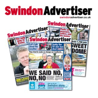 The Swindon Advertiser(Kindle Tablet Edition)