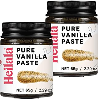 Vanilla Bean Paste for Baking - Heilala Vanilla, the Choice of the Worlds Best Chefs & Bakers, Using Sustainable, Ethicall...