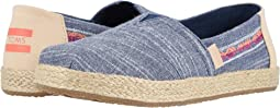 Navy Rugged Chambray/Rope