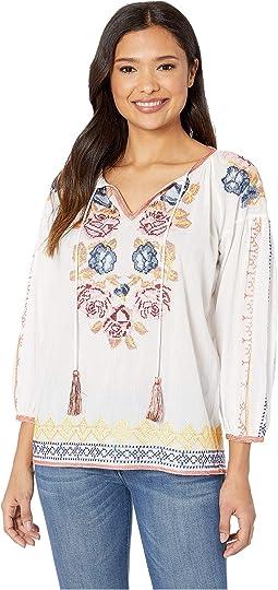 Brenna Long Sleeve Blouse