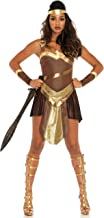 Leg Avenue Women's Golden Gladiator Warrior Costume