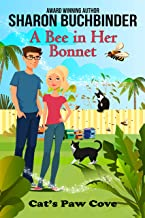 A Bee in Her Bonnet (Cat's Paw Cove Book 24)