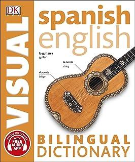 Spanish-English Bilingual Visual Dictionary with Free Audio App