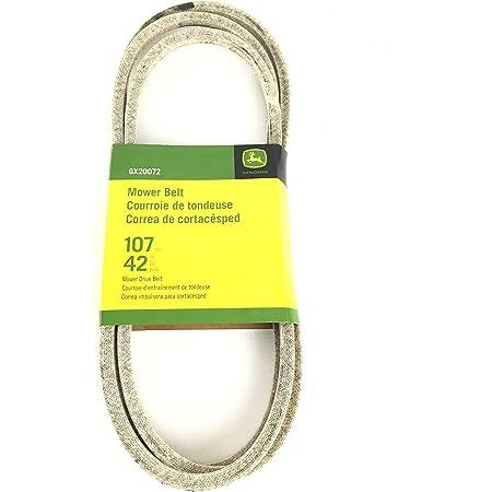 """42/"""" Deck Maintenance Belt Blade Kit Fits John Deere GX20249 GX20072 L100 L108"""