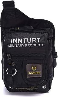 Drop Leg Bag Tactical Leg Bag Military Shoulder Bag, Motorcycle Bike Pack Daypack