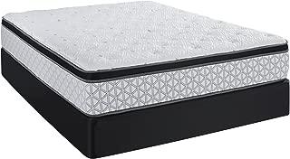 Restonic ComfortCare Select Magnolia Euro Top Mattress, King, Black