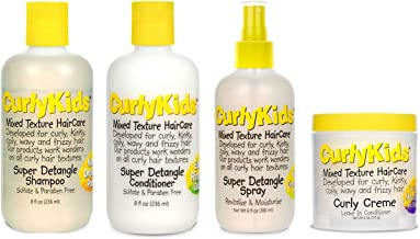 hair care products for babies with curly hair
