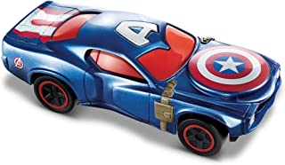 Hot Wheels Marvel Civil War Captain America Vehicle