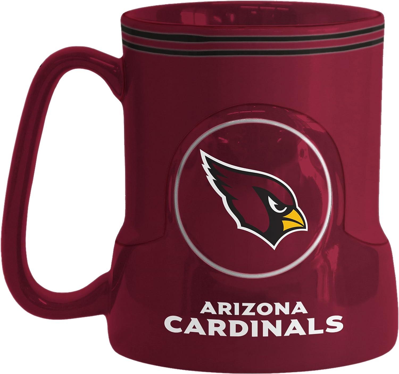 NFL Sculpted Game Time Mug 18 oz