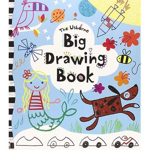 Big Drawing Book (Usborne)