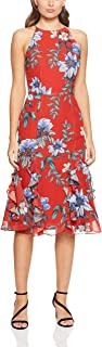 Cooper St Women's Floral Courtyard Midi Dress