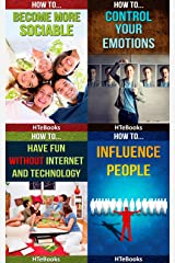 4 books in 1 - Family & Relationships, Friendship, Conflict Resolution, Activities, Communication & Social Skills, Emotions, Fun With Friends (How To Be a Great Friend) Kindle Edition
