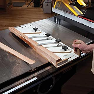 Woodworking Project Paper Plan to Build Sled Style Tapering Jig