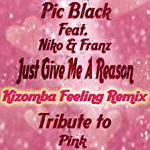 Just Give Me a Reason (Karaoke Version) (feat. Niko & Franz) [Originally Performed By Pink]