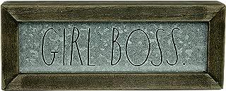 boss plaque