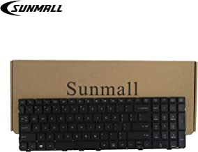 SUNMALL Keyboard Replacement Without Frame Compatible with HP ProBook 4530S 4535S 4730S 4735S Series Black US Layout (6 Months Warranty)