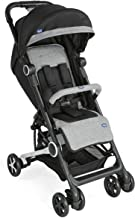 Chicco 2018 Mini.Mo super compact from birth stroller with bar Black Night