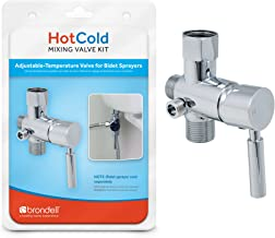 hot and cold water mixer shower