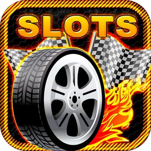 Cars Casino Slots Racing of Auto Wheel Slots for Kindle Fire HDX Free Slots Games Casino Games Free Multi Reels Dealer Bonus 2015