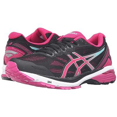ASICS GT-1000 5 (Black/Sport Pink/Blue) Women