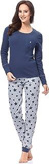 comprar comparacion Italian Fashion IF Pijama Camiseta y Pantalones Mujer C492T 0223