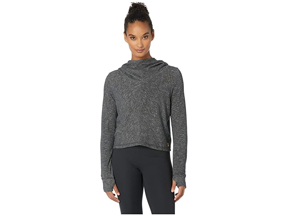 tentree Juneau Hooded Long Sleeve (Meteorite) Women
