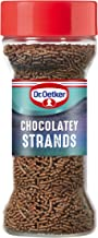Dr. Oetker Chocolate Strands, 55 grams Jar