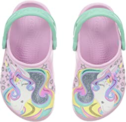 Crocs Kids FunLab Unicorn Clog (Toddler/Little Kid)