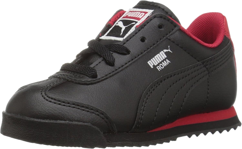 PUMA Unisex-Child Roma Sneaker Manufacturer regenerated product Manufacturer OFFicial shop Basic
