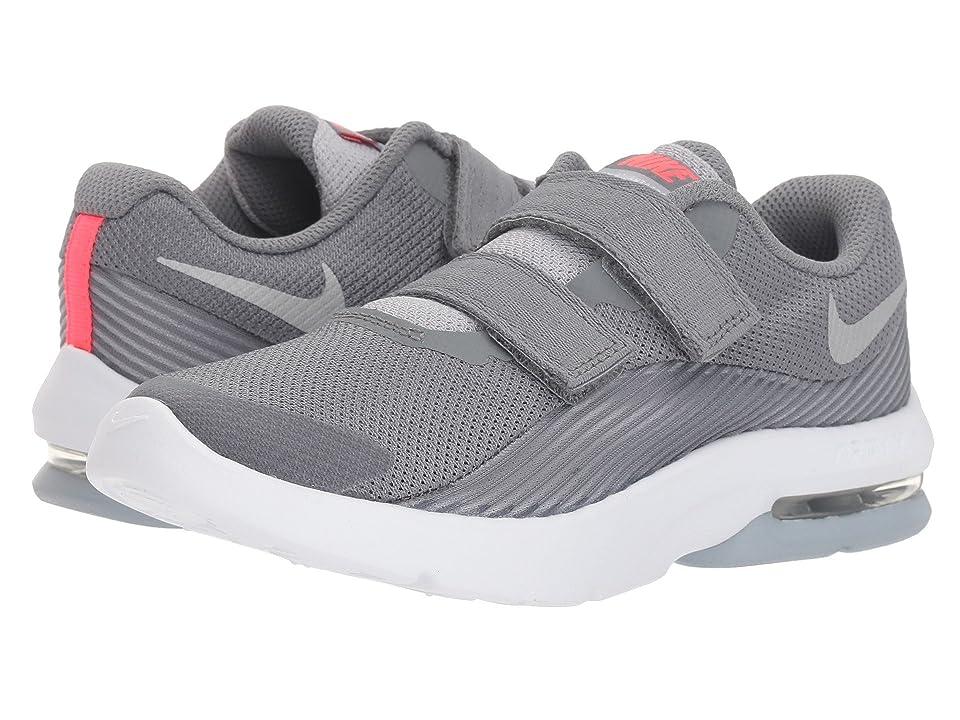Nike Kids Air Max Advantage 2 (Little Kid) (Cool Grey/Metallic Silver/Wolf Grey) Girls Shoes