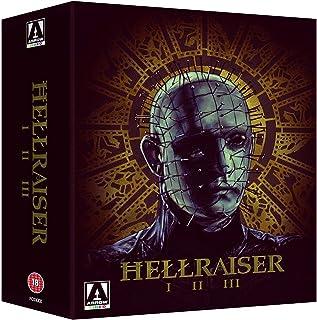 Hellraiser Trilogy Blu-Ray [Reino Unido] [Blu-ray]