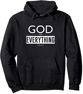 God Over Everything Pullover Hoodie