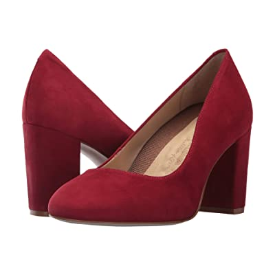 Walking Cradles Matisse (Red Suede) High Heels