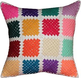 863c859ef Amazon.es: Cojines A Crochet