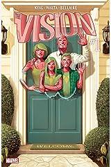Vision (2015-2016) #1 Kindle Edition