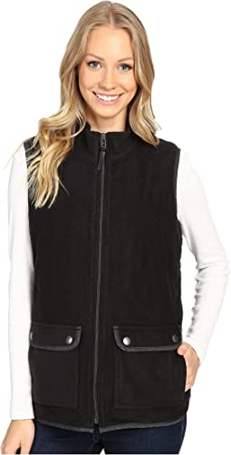 Foxtail Fleece Vest
