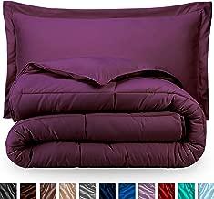 Best plum satin comforter Reviews