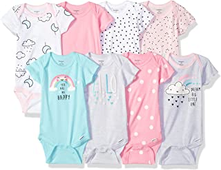 Baby Girls' 8 Pack