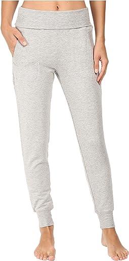 Beyond Yoga - Fleece Fold-Over Sweatpants