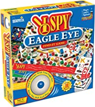 I SPY Eagle Eye Find-It Game