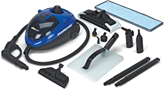 Wagner Spraytech Wagner 0282014 915 On-demand, 120 Volts Steam Cleaner, Yellow WP Chomp World's Best Wallpaper Stripper: and Sticky Paste Remover, Citrus Scent 32oz.trigger HomeRight C800880 Steam Machine Steamer for Steam Cleaning and Wallpaper Removal