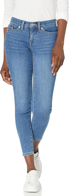 Tommy Hilfiger Women's Jean Skinny free shipping Soldering Ankle